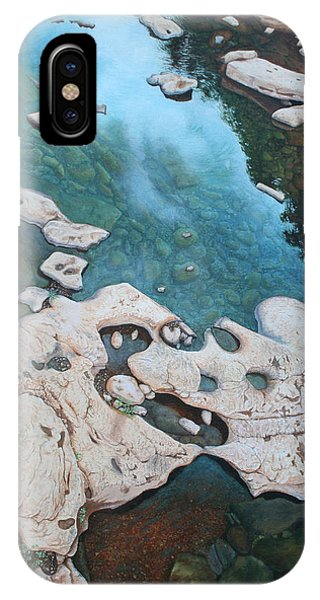 Ocoee River Low Tide IPhone Case