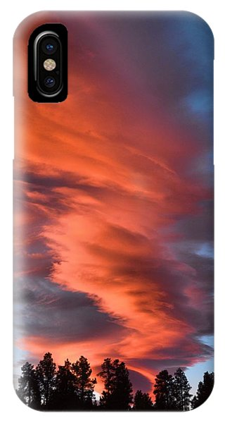 October Dawn IPhone Case
