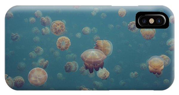 Micronesia iPhone Case - Oddworld by Piron Xavier