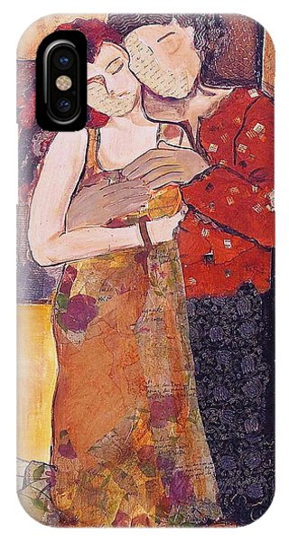 Ode To Klimt IPhone Case