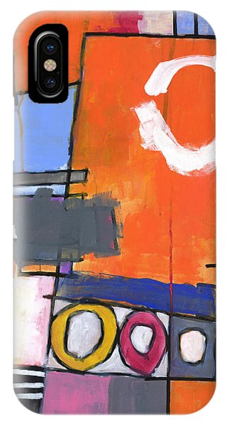 Abstract Expression iPhone Case - Off The Beaten Track by Douglas Simonson