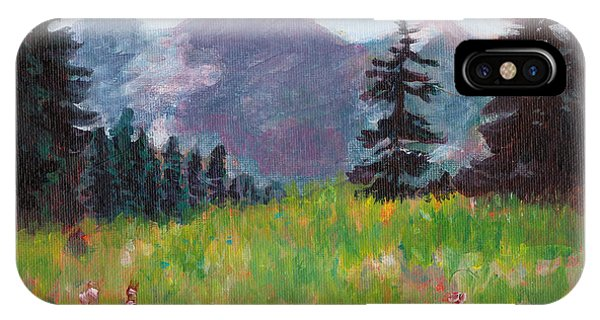 Off The Trail 2 IPhone Case