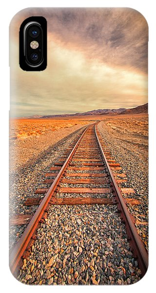 Off To Nowhere IPhone Case
