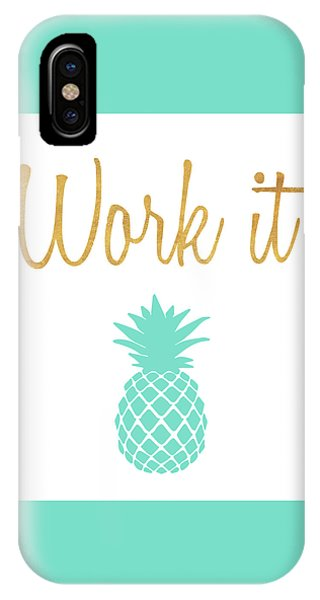Tropical iPhone Case - Office Pop II by South Social Studio