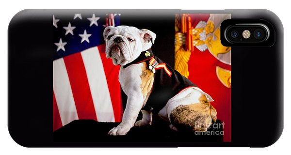 Official Mascot Of The Marine Corps IPhone Case
