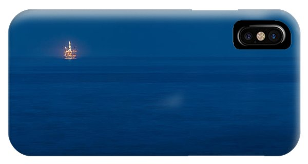 Offshore Rig IPhone Case