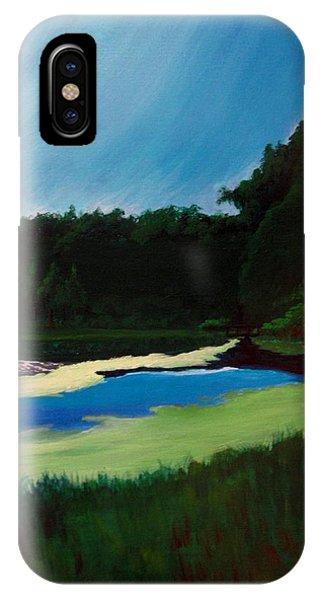 Oglebay Park - Palmer Course IPhone Case