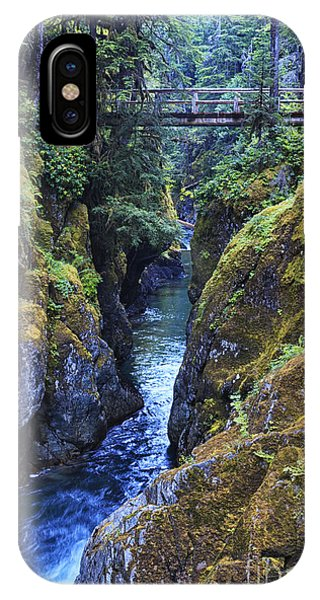 Ohanapecosh River IPhone Case