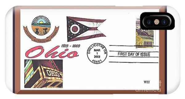 Ohio Bicentennial Cover #2 IPhone Case