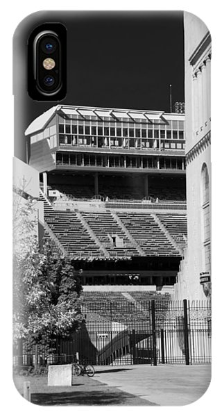Ohio Stadium 9207 IPhone Case