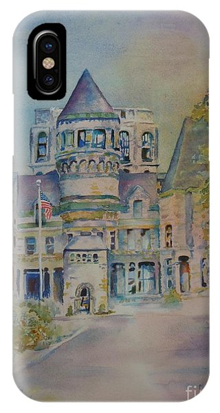 Ohio State Reformatory IPhone Case