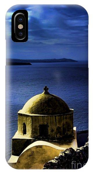 Oia Greece IPhone Case