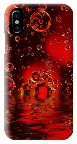 Oil And Water 4 IPhone Case