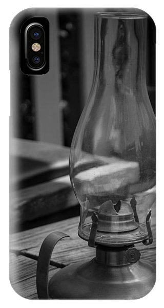 Oil Lamp IPhone Case
