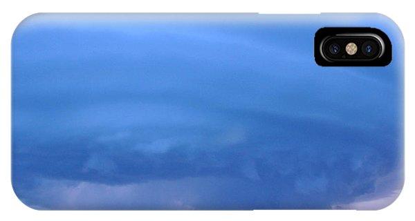 Oklahoma Tornado IPhone Case