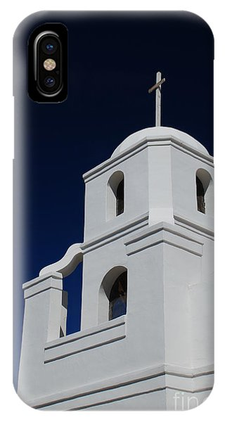 Old Adobe Mission Scottsdale IPhone Case