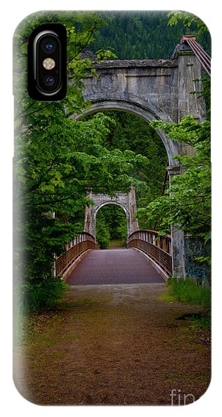 Old Alexandra Bridge IPhone Case
