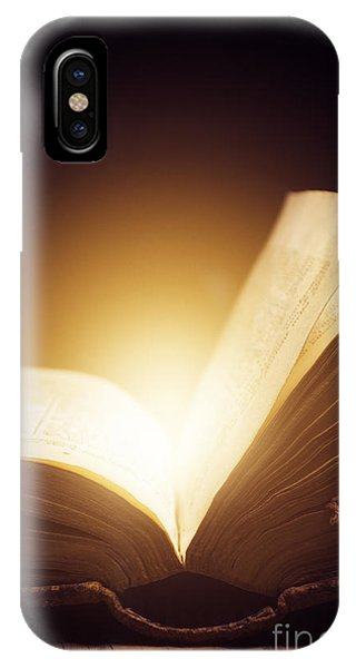 Old Book IPhone Case