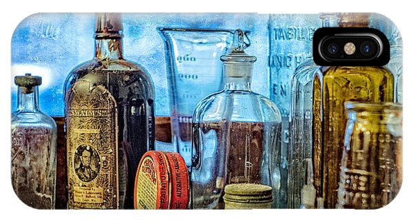 Old Bottles    Color IPhone Case