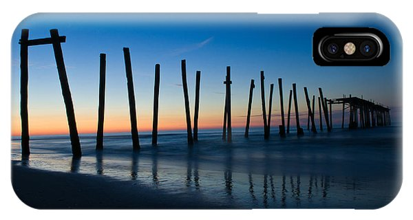 Old Broken 59th Street Pier IPhone Case