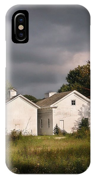 Old Buildings IPhone Case