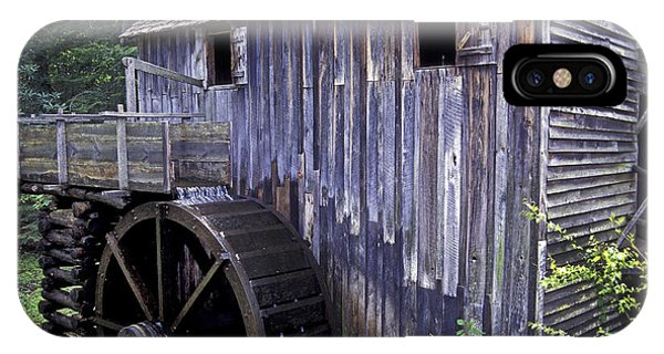 Old Cades Cove Mill IPhone Case