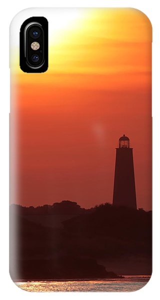 Old Cape Henry Lighthouse  IPhone Case