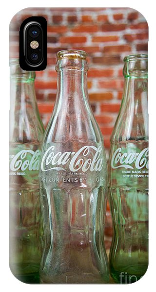 Old Cola Bottles IPhone Case