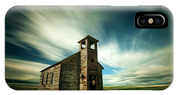 Old Cottonwood Church IPhone Case