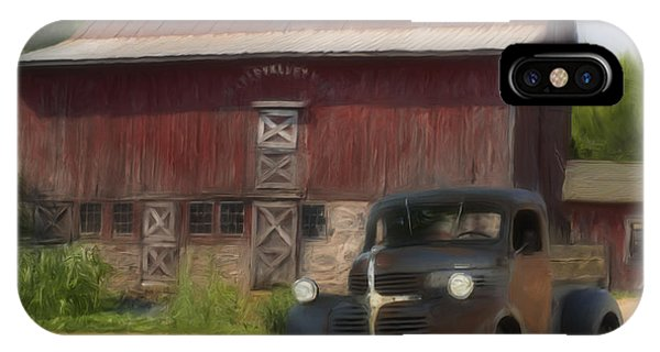 Old Dodge Truck IPhone Case