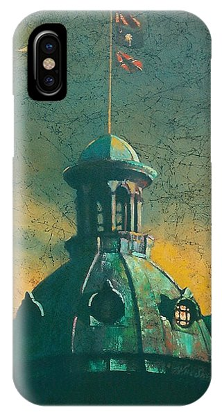 Old Dome IPhone Case