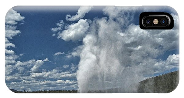 Old Faithful IPhone Case