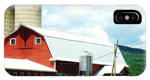 Old Farms Series 070 IPhone Case