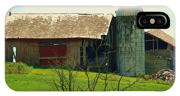 Old Farms Series 096 IPhone Case
