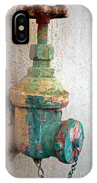 iPhone Case - Old Fire Hydrant by Kelly Holm