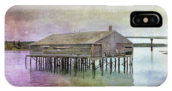 Old Fishing Pier  IPhone Case