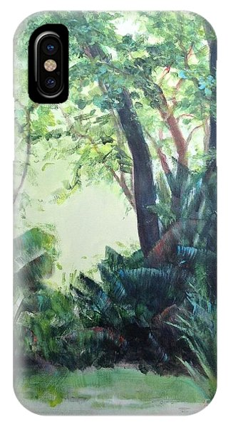 Old Florida 5 IPhone Case