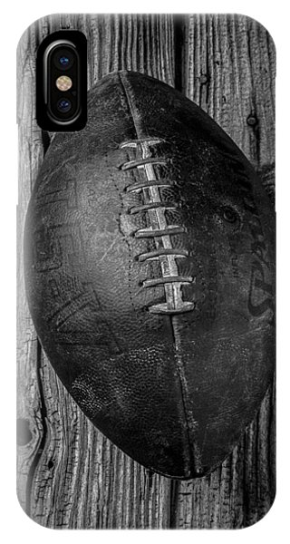 Old Football IPhone Case