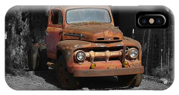 Old Ford Truck IPhone Case