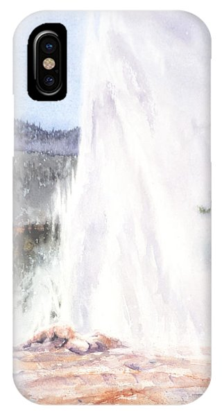Old Friend IPhone Case