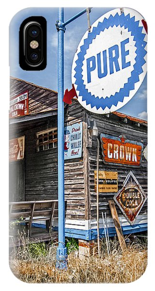 Old General Store IPhone Case