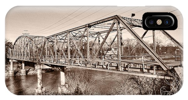 Old Gravois Bridge IPhone Case