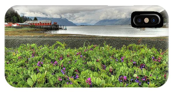 Old Haines Cannery IPhone Case