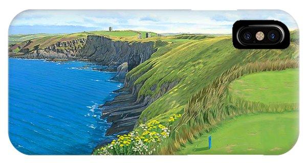 Old Head Golf Club Ireland IPhone Case