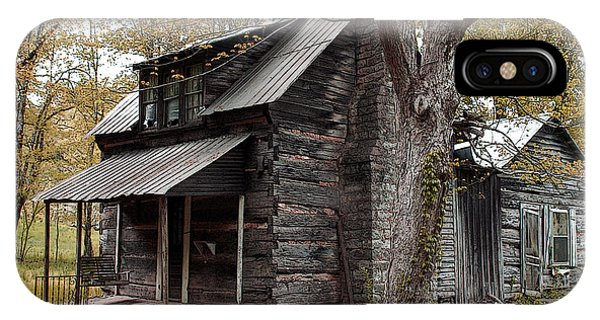 Old Home Place IPhone Case