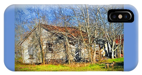 Old House IPhone Case