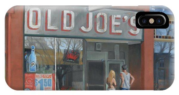 Old Joe's IPhone Case