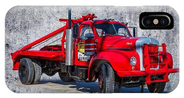 Old Mack Truck IPhone Case