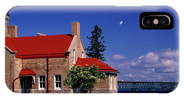 Old Mackinac Point Lighthouse IPhone Case