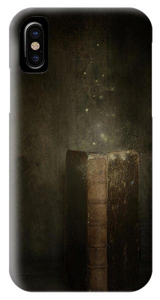 Old Magic Book IPhone Case
